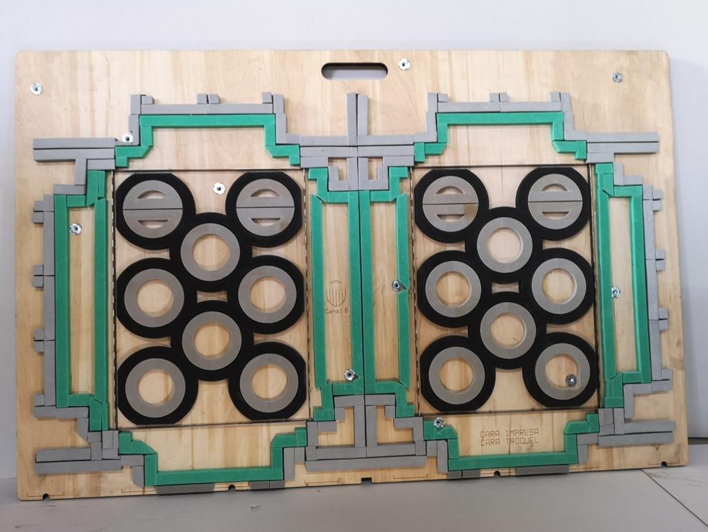 Industrie du carton et de l'emballage